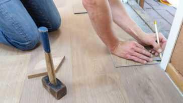 Jak położyć panele na starej podłodze?