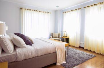 Niebieskie sny na wygodnym łóżku!