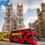 Paczka Busem do Anglii