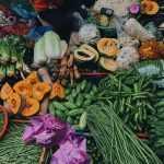 Mały ogród warzywny